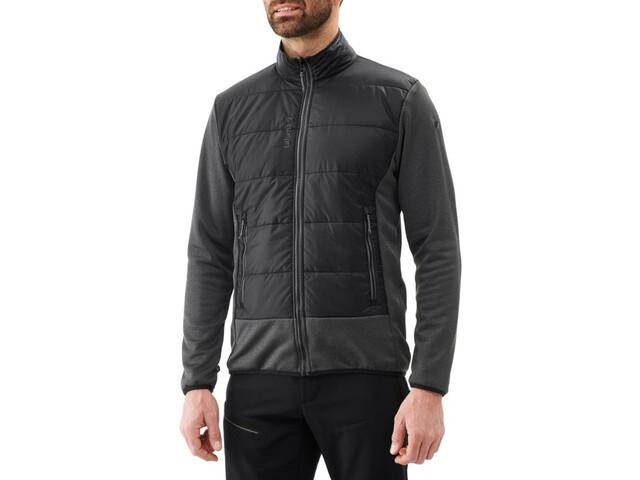 Lafuma Access Veste hybride zippée Homme, black/noir